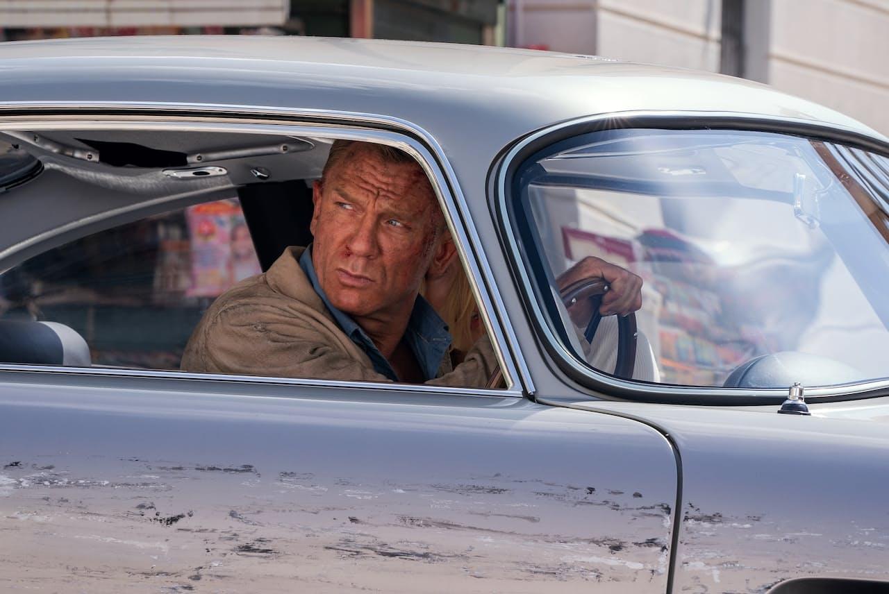 6年ぶりの『007』シリーズ新作『007/ノー・タイム・トゥ・ダイ 』は25作目の節目。また21作目『カジノ・ロワイヤル』(2006年)からジェームズ・ボンドを演じてきたダニエル・クレイグが今作で最後となる。(C)Danjaq, LLC and Metro-Goldwyn-Mayer Studios Inc.. All Rights Reserved.