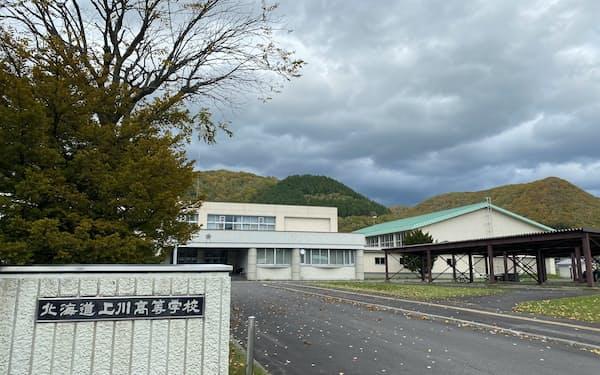 上川町は小樽商大との連携を通じて上川高校の魅力向上を目指す