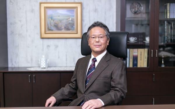 本間格・東北大学教授=同教授提供