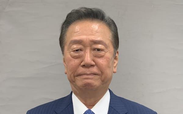立憲民主党の小沢一郎氏