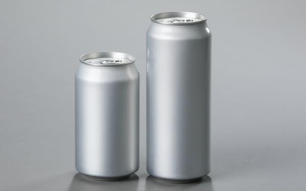 東洋製缶GHDのアルミ缶