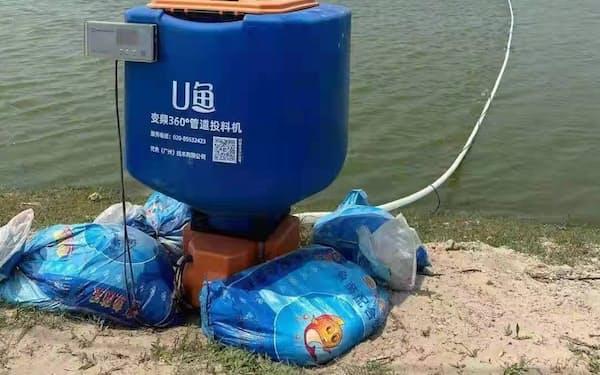 優魚(広州)技術は、養殖業のスマート化につながるサービスを手がける=同社提供