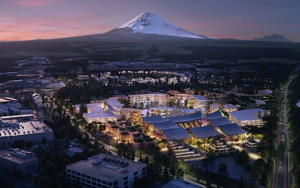 静岡県で建設を計画するスマートシティー「ウーブン・シティ」でも都市のあり方を探る