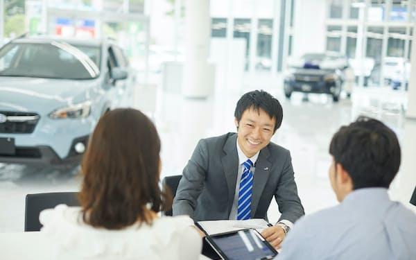 販売店の人事評価をプロセス重視に転換する(東京都立川市の店舗)