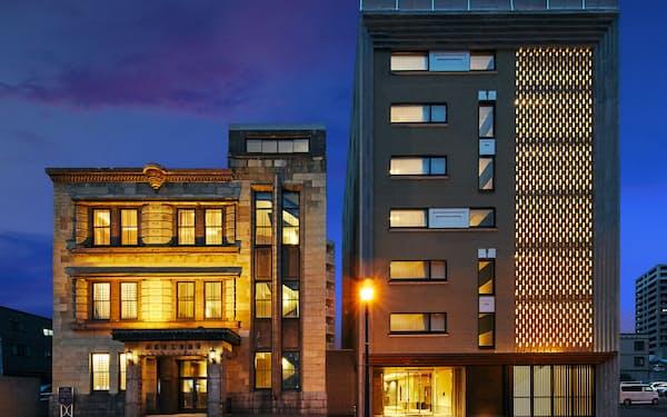 星野リゾートは北海道への進出を強化している(写真は小樽市の「OMO5小樽」)