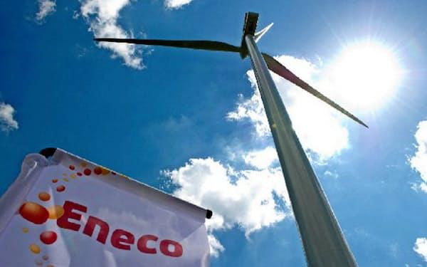 欧州の電力子会社エネコを通じて再エネ開発を加速させる