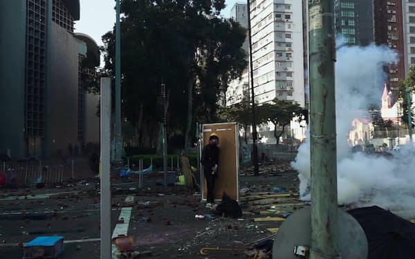 香港ドキュメンタリー映画工作者が監督した「理大囲城」