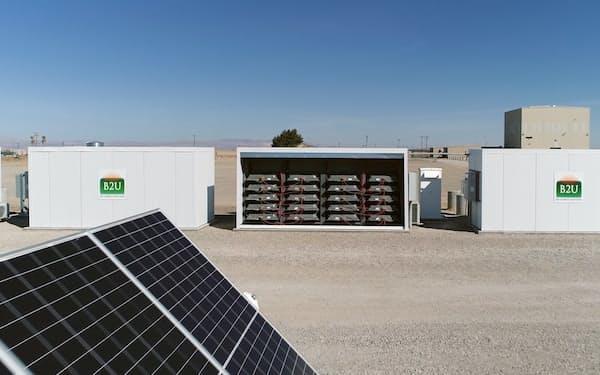 丸紅は使用済み車載電池を使った系統向け蓄電池開発の米B2U社に出資した