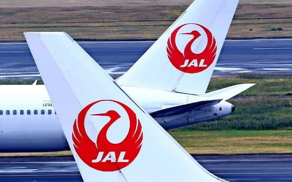JALは国際線の大幅減便を続ける