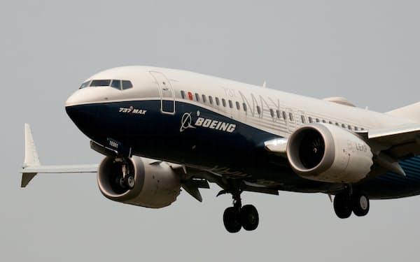 ボーイングは「737MAX」の墜落事故で窮地に追い込まれた=ロイター