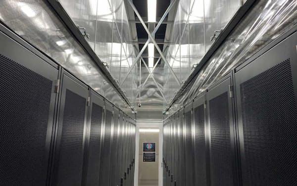 NTTコミュニケーションズが公開した東京第11データセンターの内部