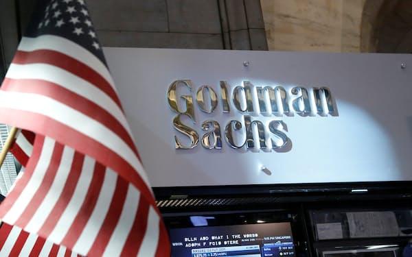 ゴールドマンの7~9月期決算は投資銀行業務がけん引役に=ロイター