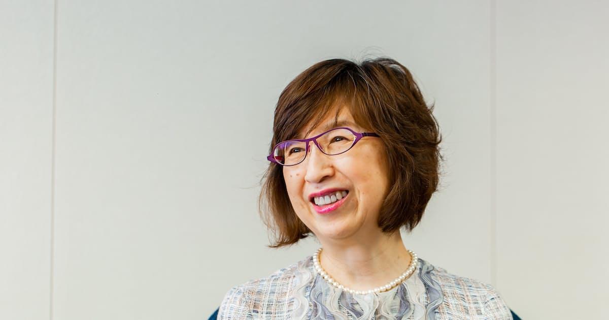 成長導く起業支援を 南場智子・DeNA会長