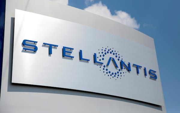 ステランティスは、GMとも合弁を組むLGと北米で電池を生産する=ロイター