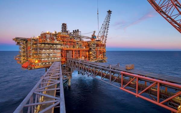 ウッドサイドはBHPグループの石油・ガス部門を買収(豪西部の生産設備)=ウッドサイド