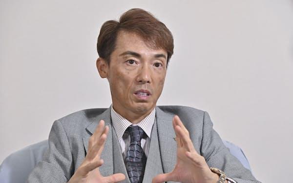藤尾益雄 神明ホールディングス社長