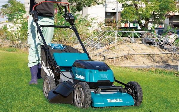 マキタは世界の工場で芝刈り機などの園芸製品を増産する
