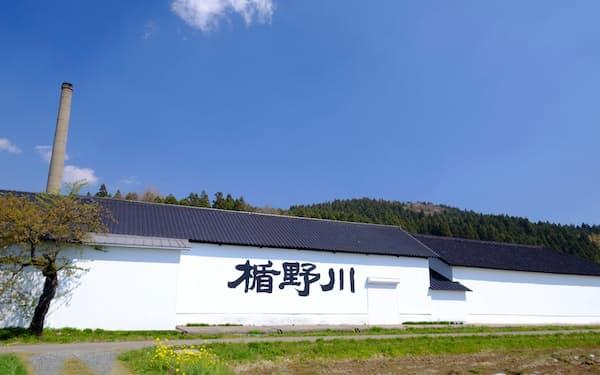 醸造する全ての日本酒が純米大吟醸だ(山形県酒田市の楯の川酒造)