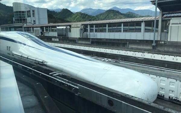 静岡県内のリニア工事を巡り県とJR東海の調整のメドは立っていない