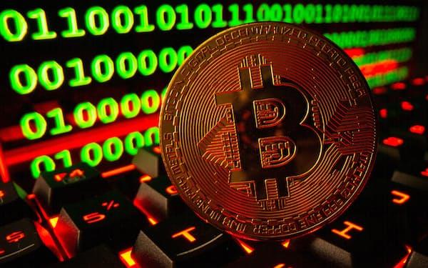 先物を対象にしたETFの上場がビットコイン価格を押し上げている=ロイター