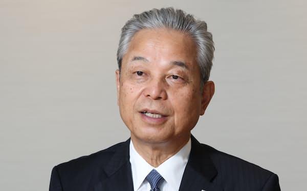 おのだ・さとし 1980年慶大大学院工学研究科修了、中部電力入社。副社長執行役員・発電カンパニー社長などを経て、2019年から現職。愛知県出身。66歳