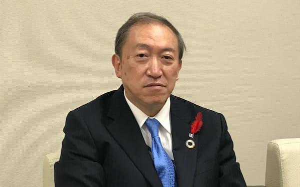 鈴木正俊理事長は「利益をどう地域へ投資するかが重要」と話した