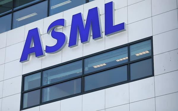 ASMLは今後も半導体製造装置の高い成長を見込む=ロイター