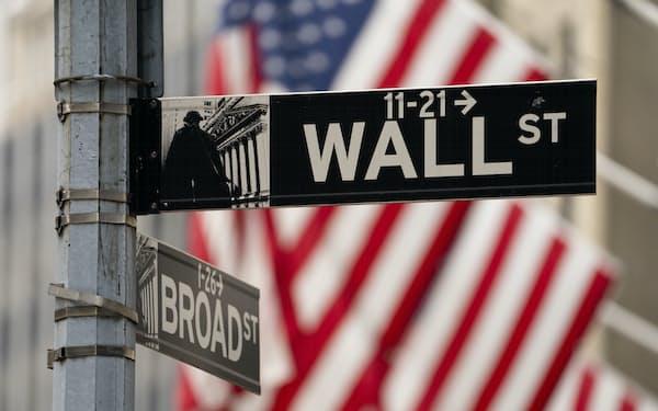 ウォール街(ニューヨーク)=AP