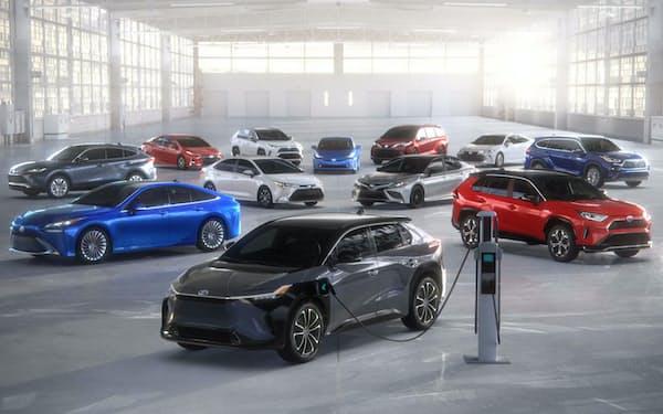車両との一体開発で電池コストを半減させることを目指す