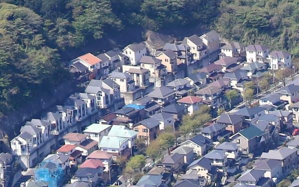 住宅の販売数量を追わず、値下げを抑制して保有在庫の採算を改善した