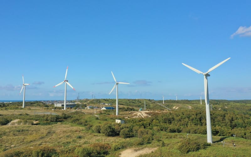 政府は50年の温暖化ガス排出量の実質ゼロをめざし、再生エネを本格的に大量導入していく