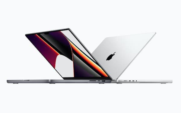 アップルが発表したMacBook Proシリーズ