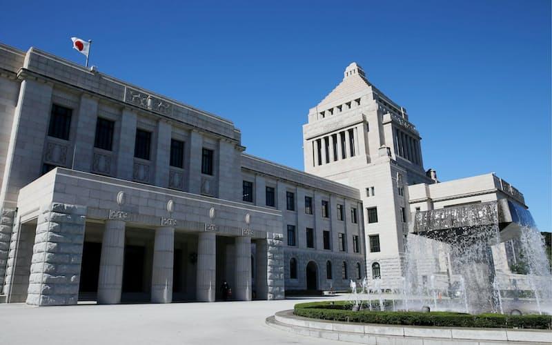 衆議院外観