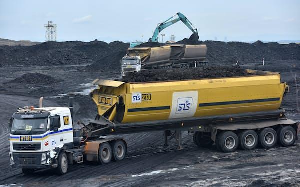 世界的なエネルギー危機を受けてインドネシアの石炭関連株は急騰している=ロイター