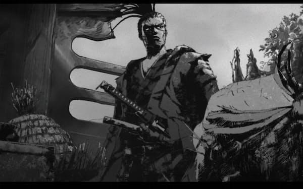 時代劇で描いた神風動画の「The Duel」© 2021 TM & © LucasfilmLtd. All Rights Reserved.