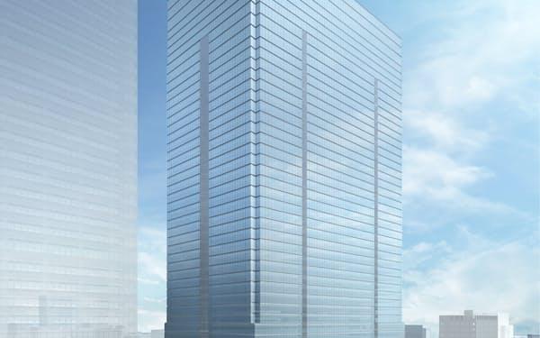 総事業費などは東京ミッドタウン八重洲を上回る