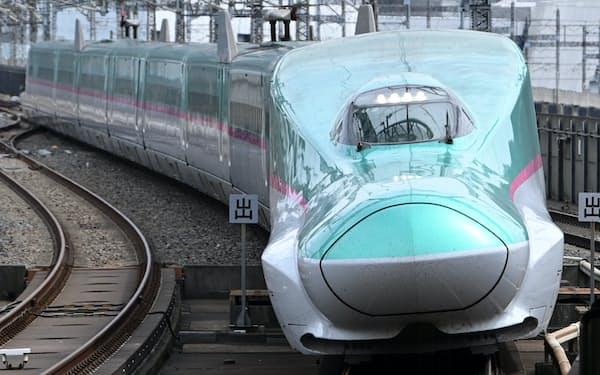JR東日本は新幹線のグリーン料金などを値上げし収益の改善をはかる
