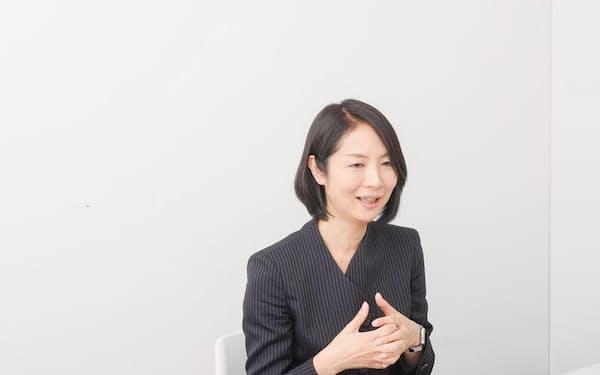 日本は2度目の夏の五輪なので、文化や、価値、人間の成長をめざしたいと話す藤沢氏(写真:加藤康)