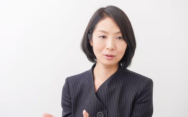 スポーツ・文化・ワールド・フォーラムのリーダーを務める藤沢久美氏(写真:加藤康)