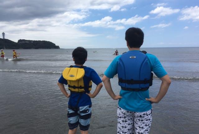 海や川で遊ぶときに装着したいライフジャケット