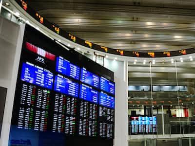 今日の株式 反落、短期的に調整か 米国株の戻りの鈍さも意識