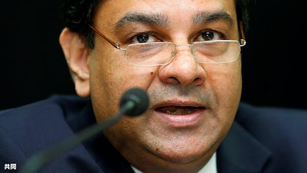 インド準備銀、パテル新総裁が就任