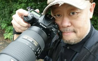 D500のズバ抜けた動体撮影性能やAFフレームの広さを改めて体験し、心が揺れ動く落合カメラマン。D500がD5よりも先に発表されていたならば即買いしていたかも