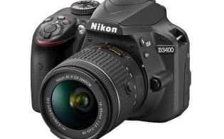 ニコンの一眼レフカメラ「D3400」
