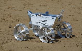 HAKUTOが月面に送り込もうとしている探査用のロボットローバー