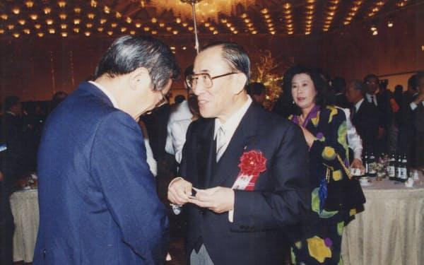 取引先とのコミュニケーションを大切にした(1992年)