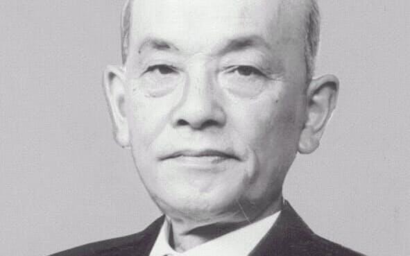 小西秀次・キリンビール会長(当時)