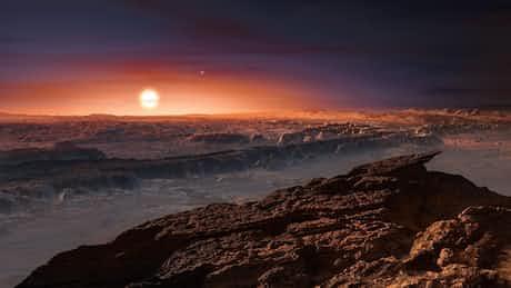 4光年先に地球大の惑星 超高速で探査機送る新手法