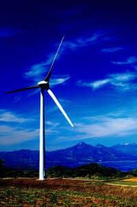 まだ立地の可能性が大きい国内の風力発電=提供:日本風力発電協会