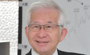 小山昇 株式会社武蔵野 代表取締役社長。日本経営品質賞を2度受賞し、多くの企業の経営指導を手掛ける(写真:菊池一郎)